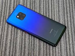 huawei mate 20 pro review chagne supernova