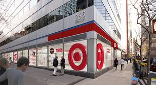 Image result for target manhattan store interior