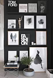 modern black white. brilliant black gorgeous examples of scandinavian interior design and modern black white