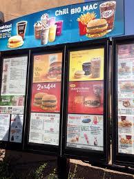 mcdonalds drive thru menu 2014. Exellent Drive Photo Of McDonaldu0027s  Las Vegas NV United States Drivethru Menu To Mcdonalds Drive Thru Menu 2014 Yelp