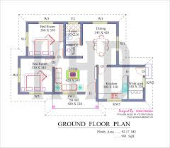 small budget house plans and kerala house design with plans home act