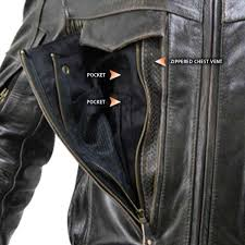 whole leather motorcycle distributor xelement b7496 men s distress retro leather look bandit buffalo leather jacket with level 3 armor myleather