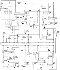repair guides wiring diagrams wiring diagrams autozone com 32 1986 jeep cj and scrambler 4 cylinder engine wiring schematic