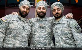 us army us army allows turbans beards hijabs in military