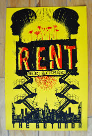 Rent Poster Rent Poster Hilary White