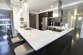 kitchen countertops quartz with dark cabinets. Montclair White Quartz Countertops Project Youtube Stain Dark Cabinets Full Size Kitchen With A