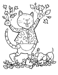 Disney Fall Coloring Pages - GetColoringPages.com
