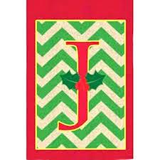 letter garden flags flag evergreen holy monogram