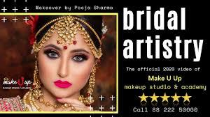 make u up makeup academy in delhi