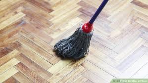 image led mop a floor step 1