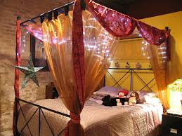 Mesmerizing Indian Canopy Bed Curtains Images Design Ideas