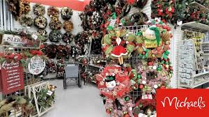 christmas 2018 at michaels christmas decorations ornaments home decor ping