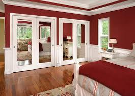 Mirrored French Closet Doors Door Ideas themiraclebiz