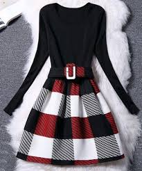 Best 25+ Christmas dresses ideas on Pinterest | Red christmas ...