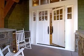 simpson door 7662 with optional flat panel