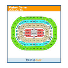 Capital One Arena Seating Chart Basketball Capital One Arena Events And Concerts In Washington