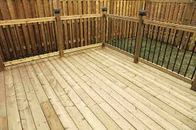 non wood decking. Delighful Decking Wood To Non Decking A