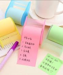 Post It Memo Rolls Moznex All Your Needs In One Store