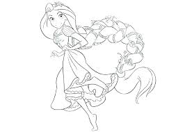 Disney Princess Cartoon Coloring Pages Princess Coloring Pages