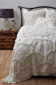 anthropologie rivulets quilt 328 vs lyla ruffled luxury quilt 70 ruffled quilt look for less copycatchic