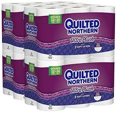 Amazon - Save $6 on Quilted Northern Toilet Paper with new coupon & This Quilted Northern Ultra Soft & Strong Double Rolls Toilet Paper, 48  Count is on sale for $25.88. Clip the $6 off coupon and the price drops to  $19.88. Adamdwight.com