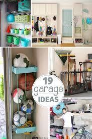 19 garage organization ideas