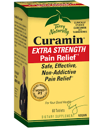 <b>Curamin</b>® <b>Extra Strength</b> - EuroPharma - Terry Naturally Vitamins