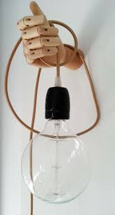Baladeuse Design Sur Support Bois Original Luminaires Par Art Bala