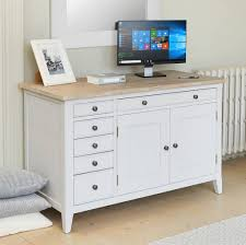 hidden home office. Ridley Grey Hidden Home Office Desk