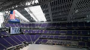 Ncaa Final Four Houston Seating Chart How U S Bank Stadium Is Becoming Basketball Friendly For