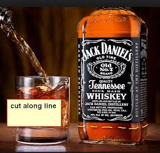 picture of cutting the bottle safety first