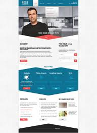 Responsive Website Template Pest Control Responsive Website Template 24 1