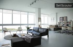 modern loft furniture. Luminous, Modern Loft With Bay Views Furniture K