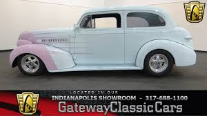 1939 Chevrolet Master Deluxe - Gateway Classic Cars Indianapolis ...