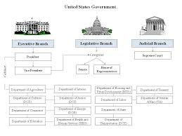 Chart Of Commerce Showing Its Branches Printable Chart Branches Of Government 3 Branches