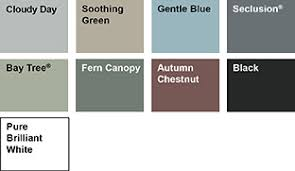 Sandtex Paint Chart Be Inspired
