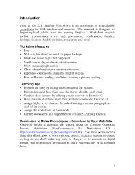 Pd Module Online Resources For Reading/Writing For Low Esl ...