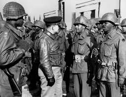 black soldiers World War II The Allied Invasion of Europe In.