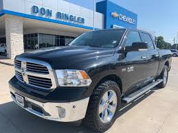 Used 2015 Ram 1500 4WD Crew Cab 6.4 Ft Box Lone Star Truck for sale ...