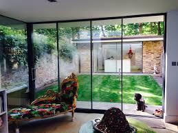 fabulous frameless sliding patio doors frameless sliding patio door system slimline glazing aluminium