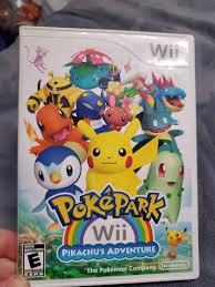 Wii pokepark pikachu's adventure   Juegos de pokemon, Juegos de wii, Cosas  de pokemon