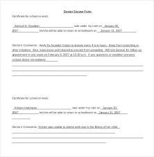 Doctor Excuse Letter Template Related Post Jury Duty Doctor Excuse
