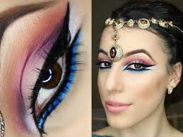 arabic make up tutorial exotic eyeshadow