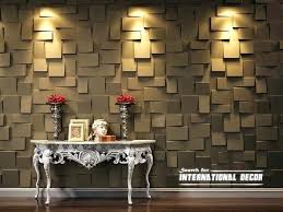 of decorative wall panels in india home depot mdf interior with console table and decorating surprising