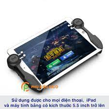 Tay cầm chơi game 6 ngón dành cho IPAD, Máy tính bảng chính hãng Memo  Akpad6K - Phụ kiện chơi Game Mobile - Phụ kiện Gaming Nhãn hiệu MEMO