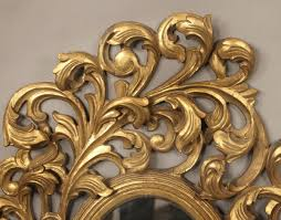 Ge Sso Login A Nice Late 19th Century Hand Carved Giltwood And Gesso Mirror C