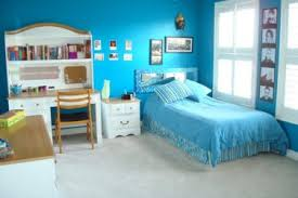 fabulous color cool teenage bedroom. Opinion Bedroom Girls Decorating Ideas With Cool Blue Color Painting Wall Bedrooms For Fabulous Teenage
