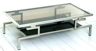 round black glass coffee table black glass top coffee table set round and chrome french smoke amp black glass top coffee table ikea
