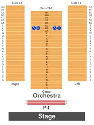 Egyptian Room Seating Chart Egyptian Room At Old National Centre Tickets And Egyptian