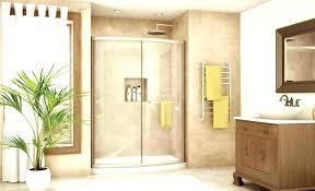 replace shower stall remove fiberglass